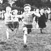 Sports day at Rectory early 1950's