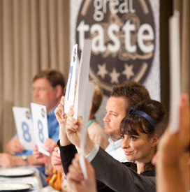 Great Taste Awards Judging 2012