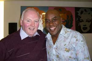 George McCartney & Ainsley Harriott Ready Steady Cook