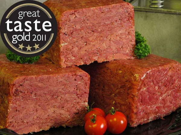 Great Taste Awards 2011 Gold 3 Star for McCartney's Own Corned Beef