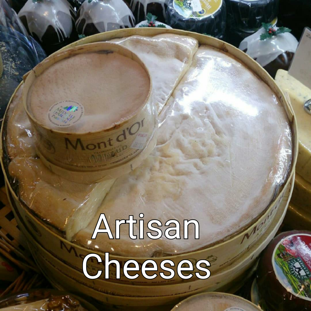 Click here for our artisan cheeses