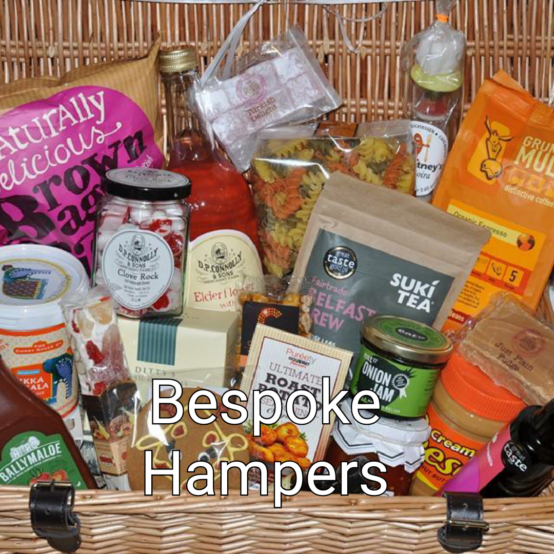 Click here for our bespoke hampers