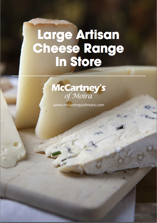 Artisan Cheese @ McCartney's of Moira
