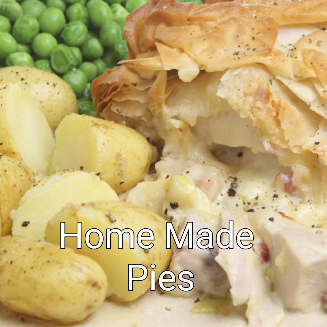 Click here for our homemade pies