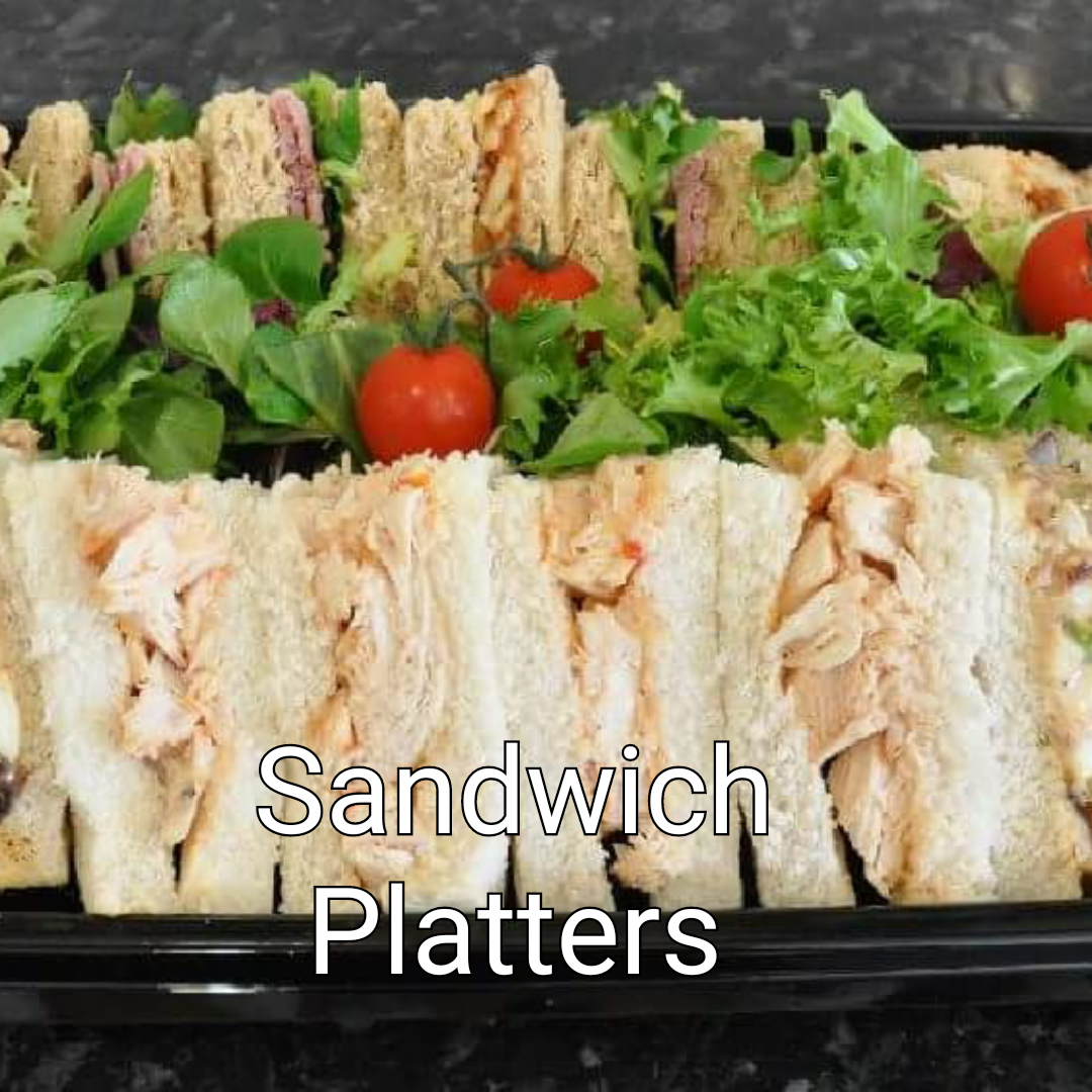 Click here for Sandwich Platters