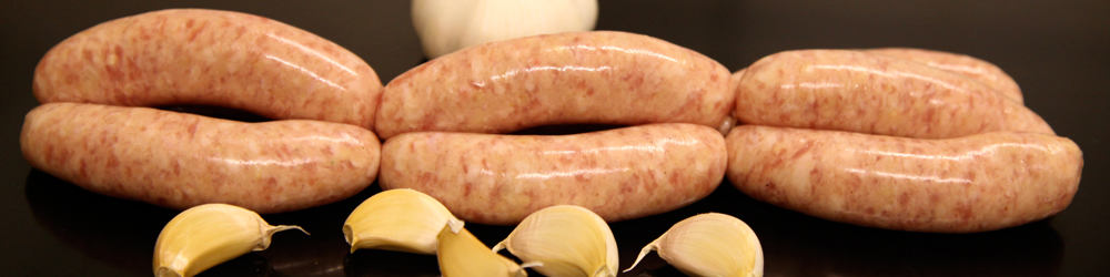 McCartney's Pork & Garlic Sausages