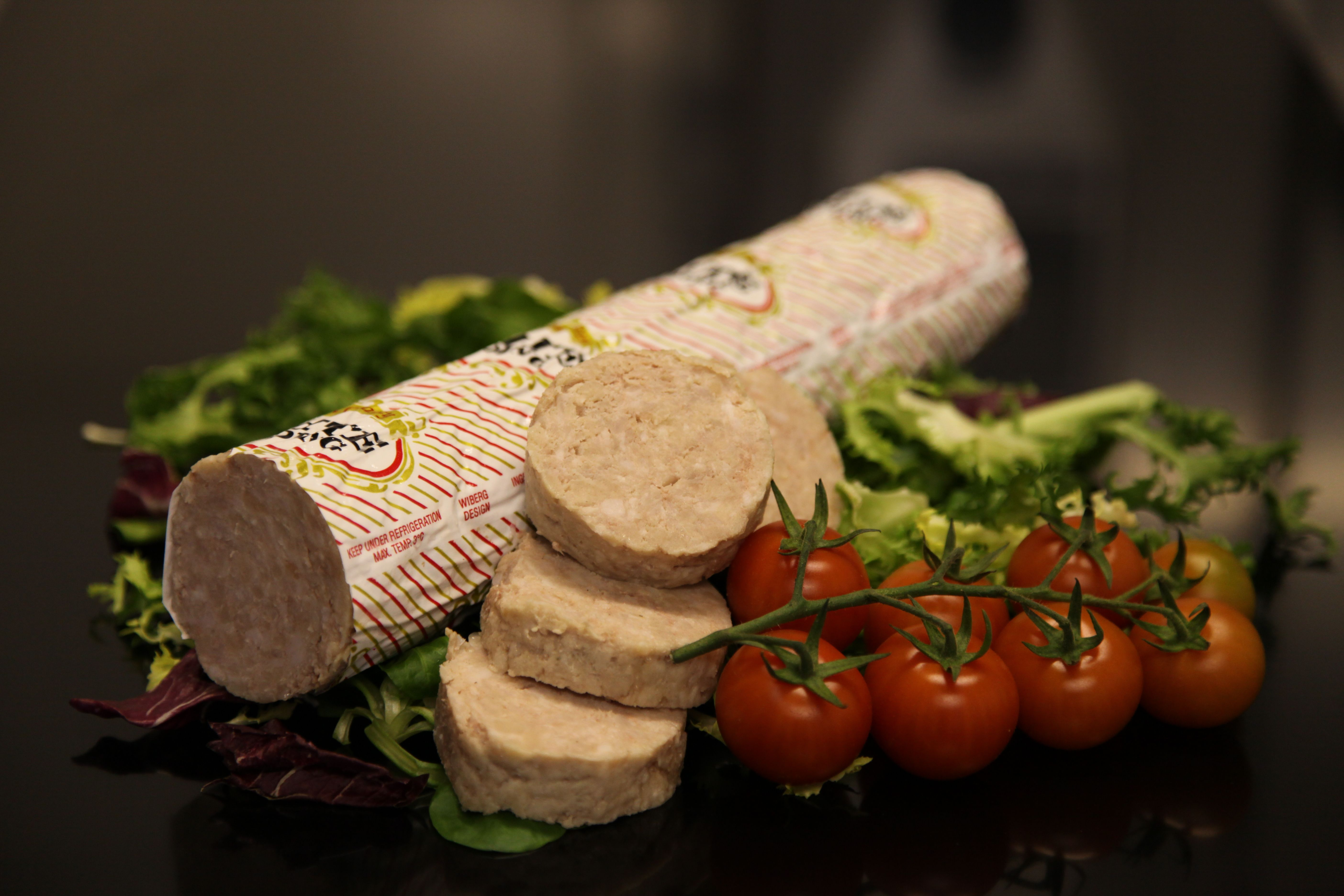 White Pudding made by McCartney's