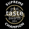 Great Taste Awards Supreme Champion 2011