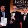 George awarded Great Taste Award Supreme Champion 2011