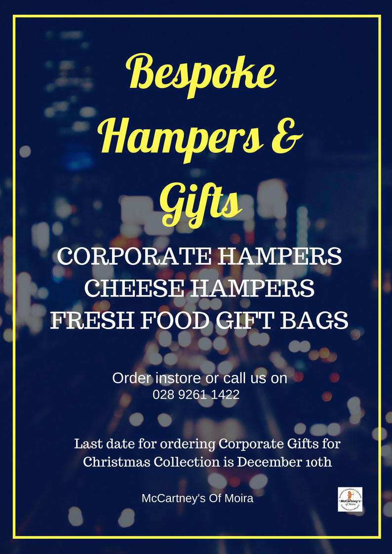 Bespoke Corporate Hampers