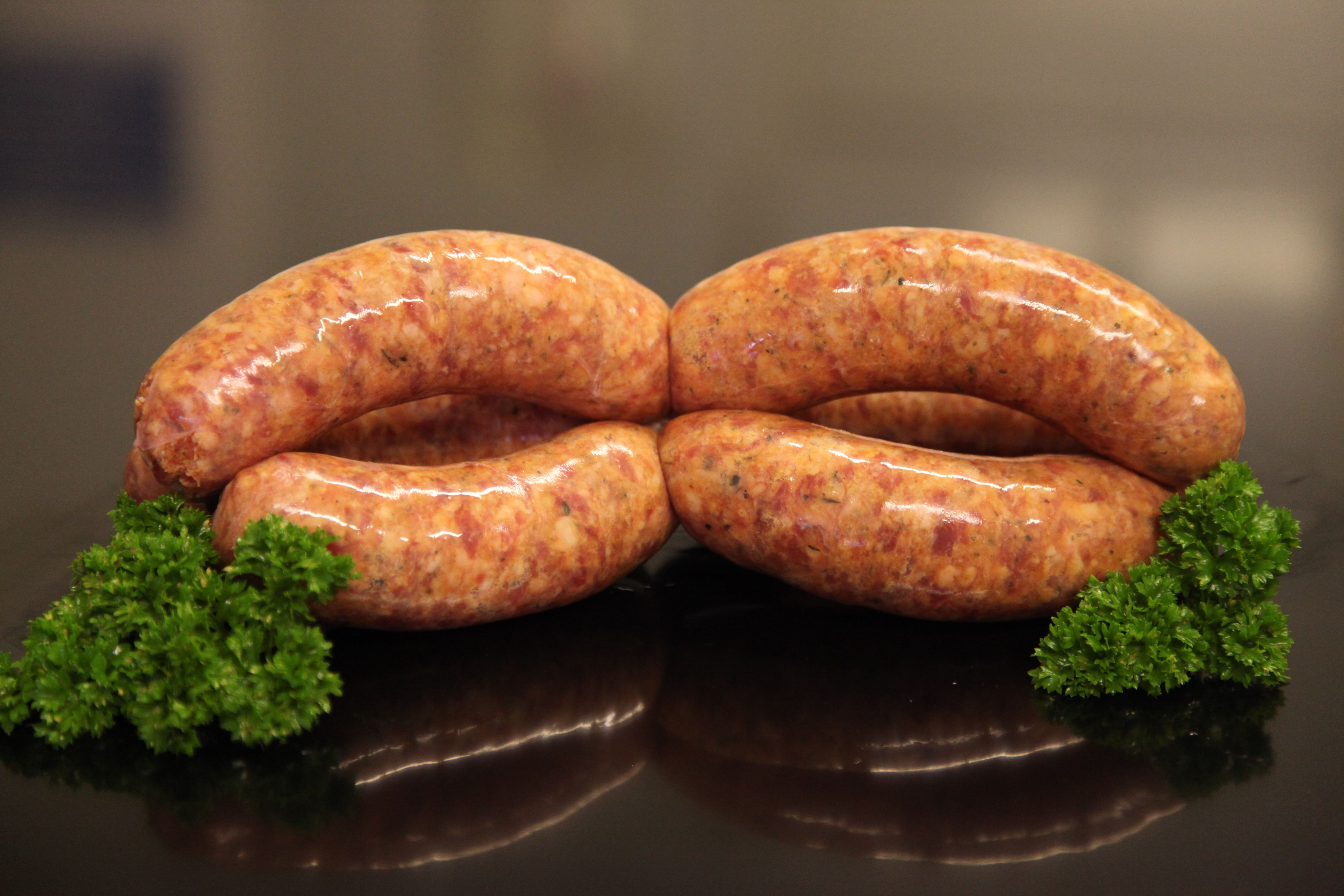 Boerwors Style Sausages