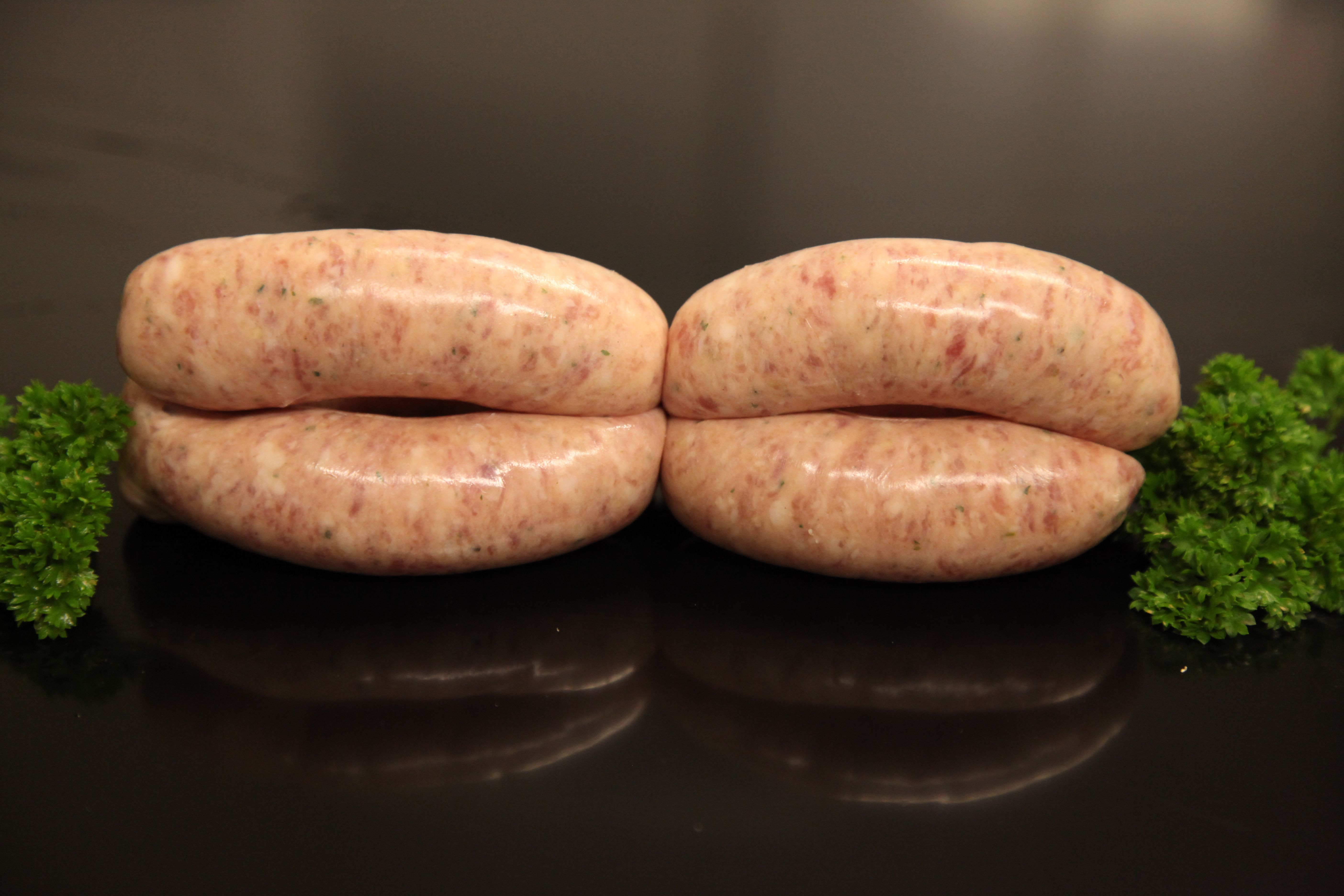 Lincolnshire Style Pork Sausages