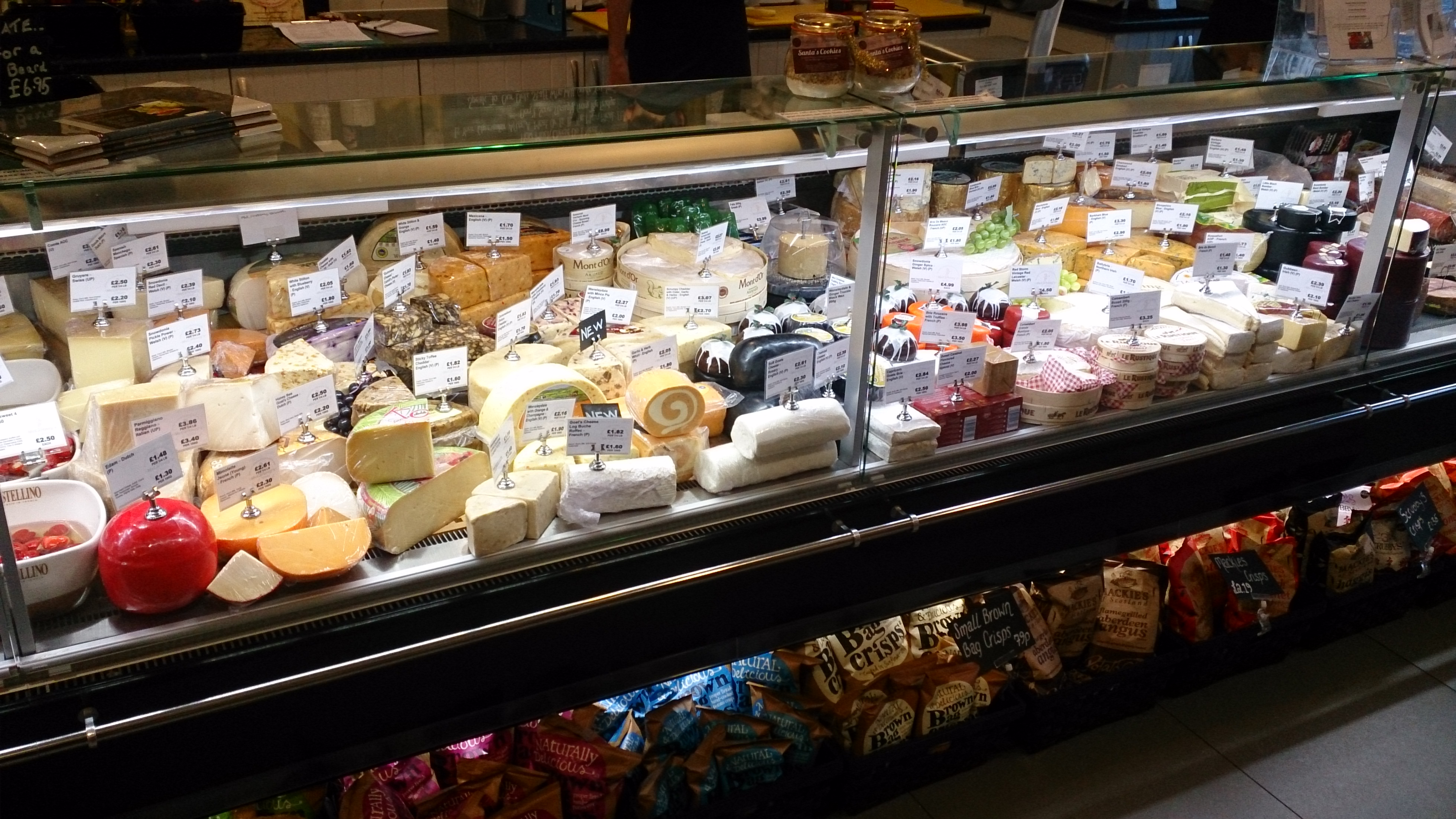 The Cheese Counter