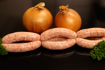 Caramelised Onion Pork Sausages from McCartneys of Moira