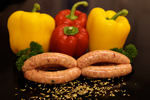Italian Style Pork Sausages from McCartneys of Moira